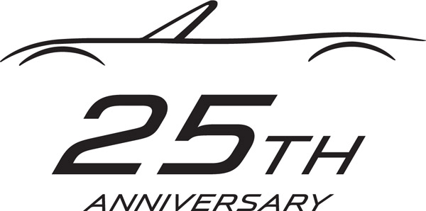 MX-5 25th logo