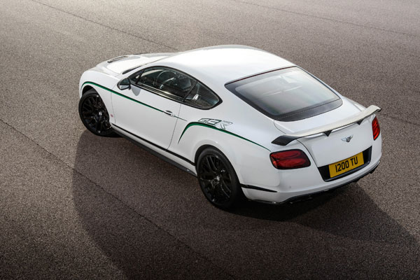 Bentley Continental GT3-R top