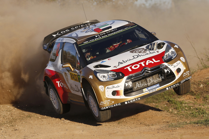 ALQASSIMI WRC SPAIN action