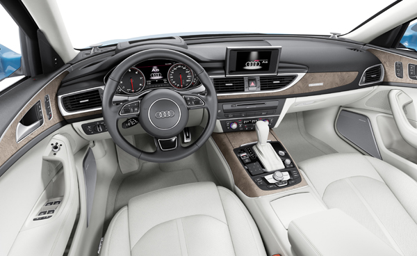 Toon items op tag a6 autoplus for Interieur audi a6