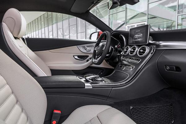 De Nieuwe Mercedes Benz C Klasse Coupe Autoplus