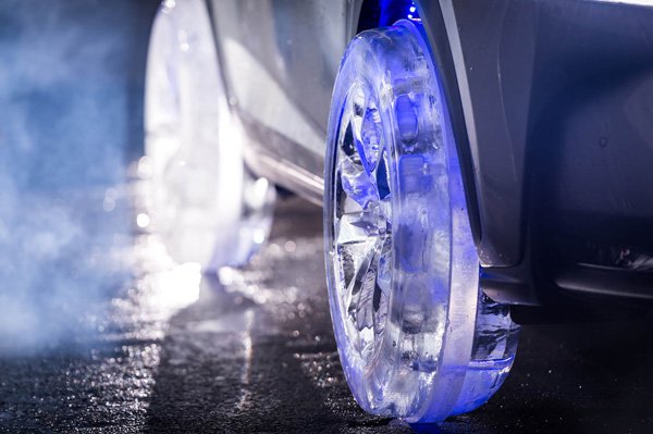 Lexus NX Ice Wheels