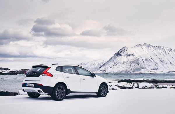 Volvo V40 en V40 Cross Country 3kwback