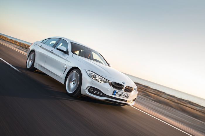 BMW 4 Series Gran Coupe Luxury Line header