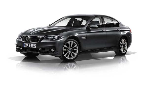 New BMW 5 Series Edition Sport