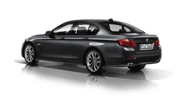 New BMW 5 Series Edition Sport back