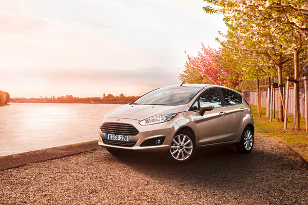 Ford Fiesta Silk still
