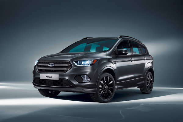 Ford KUGA MCA Sport Final 3kwfront