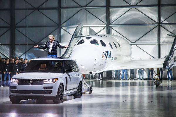 Land-Rover VG VSS Unity and RR presentation