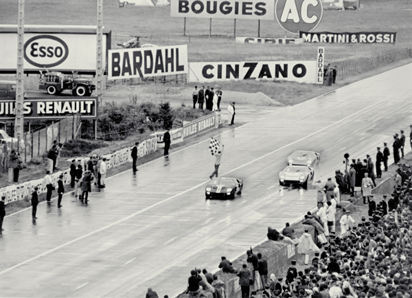 Historic win Le-Mans 1966