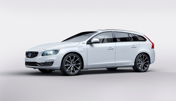 Volvo V60 Twin Engine 3kwside