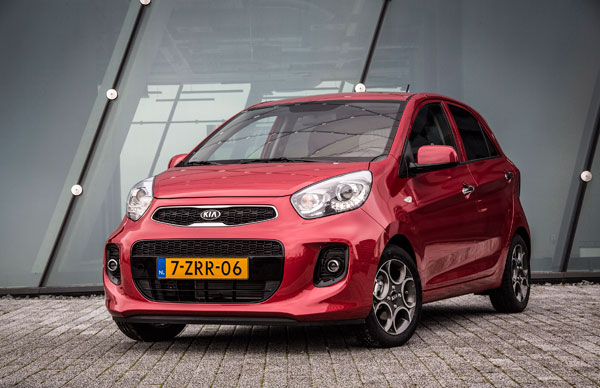 Kia Picanto Best Global Brand