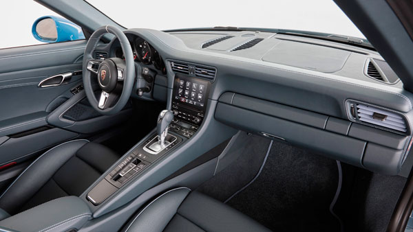 Porsche 911 Targa 4s exclusive interieur2