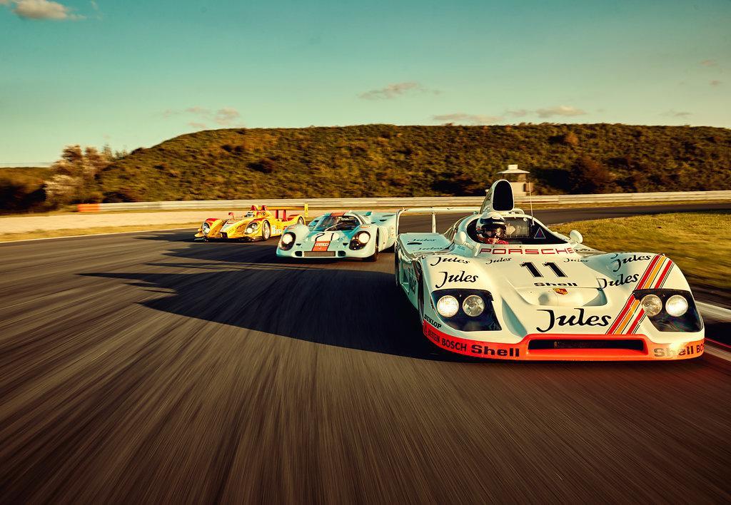 vastleggen snelheid raceauto