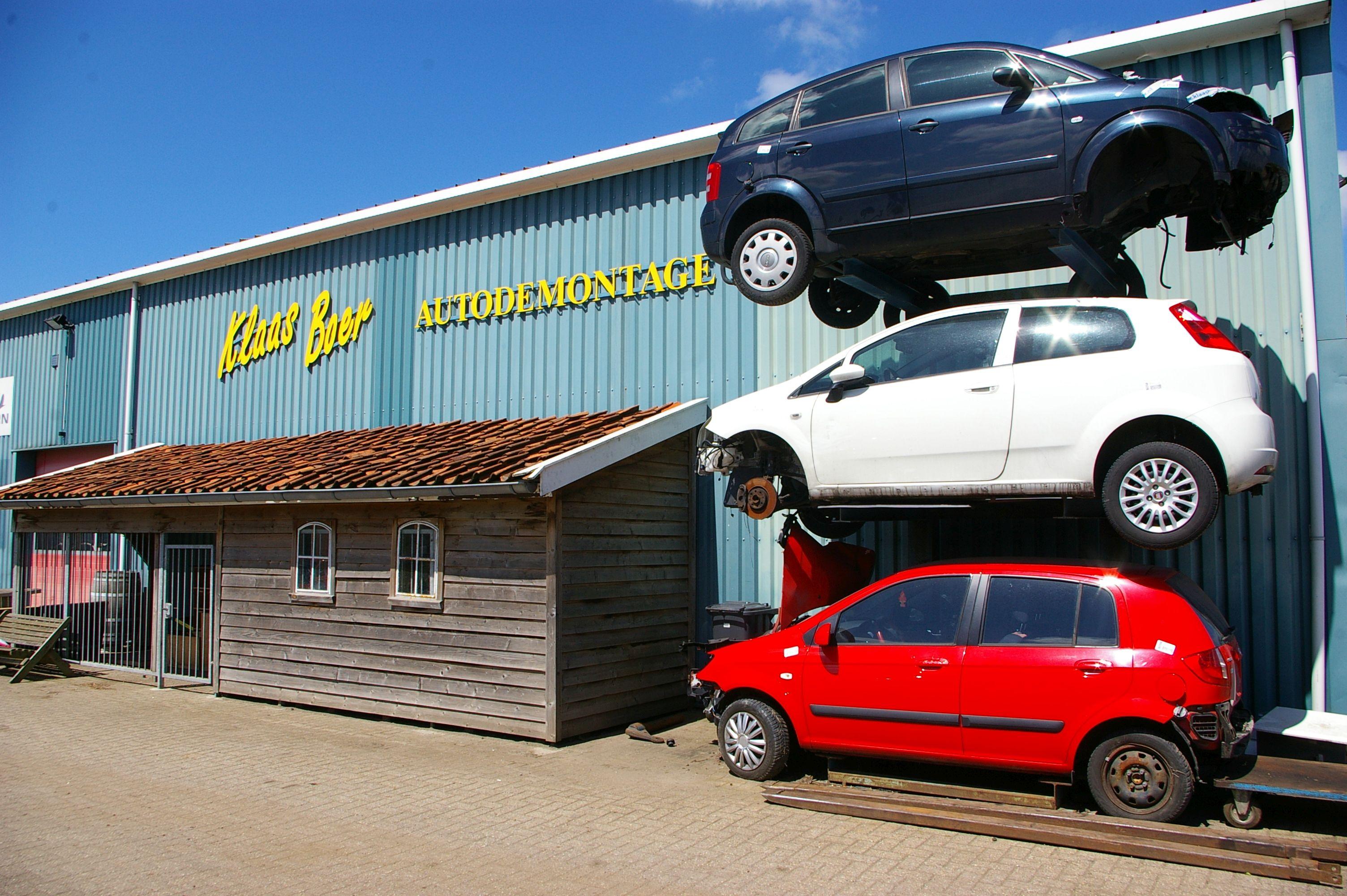 Garage Boer Diever : Autodemontage klaas boer is al ruim jaar duurzaam autoplus