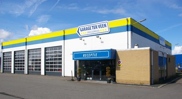 Garage Ter Veen : Garage ter veen beste van provincie groningen autoplus