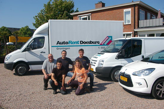 Autorent-Doesburg-team