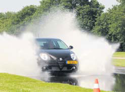 Alfa MiTo TwinAir turbo waterbak
