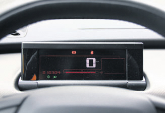 Citroen Cactus Privelease clocks
