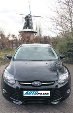 Ford Focus Ecoboost test exterieur