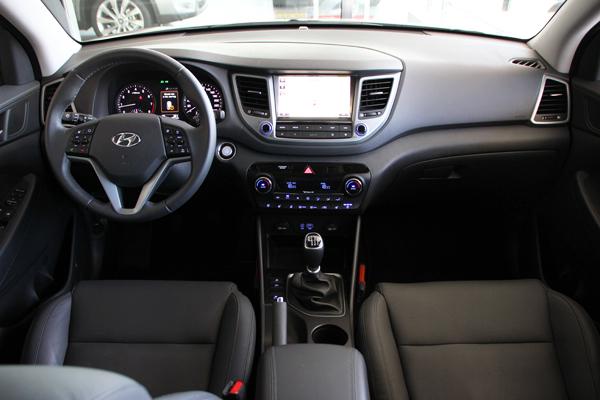 hyundai tucson 1 6 gdi premium autoplus On interieur hyundai tucson