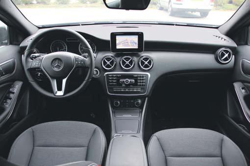 Mercedes benz a 180 blueefficiency ambition autoplus for Mercedes b interieur