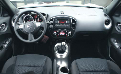 Toon items op tag juke autoplus for Interieur nissan juke