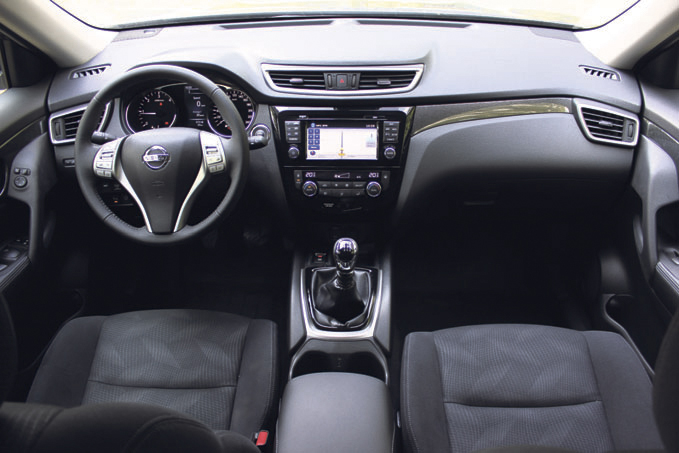 Toon items op tag xtrail autoplus for Qashqai 2016 interieur