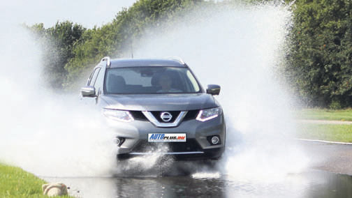 Nissan-X-TRAIL-waterbak