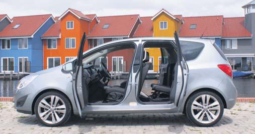 opel meriva 1.4 turbo cosmo - autoplus