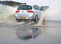 Seat Altea XL Stylance test waterbak2