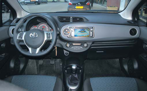 Toon items op tag slipvlak autoplus for Interieur yaris 2015
