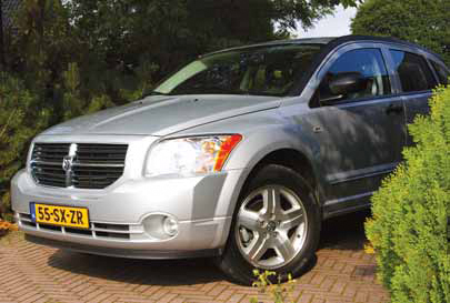 dodge caliber anwb
