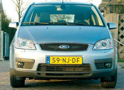 Ford Focus C-MAX Trend front