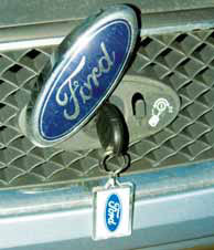 Ford Focus C-MAX Trend grille sleutel
