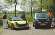 smart Roadster fortwo cabriodag