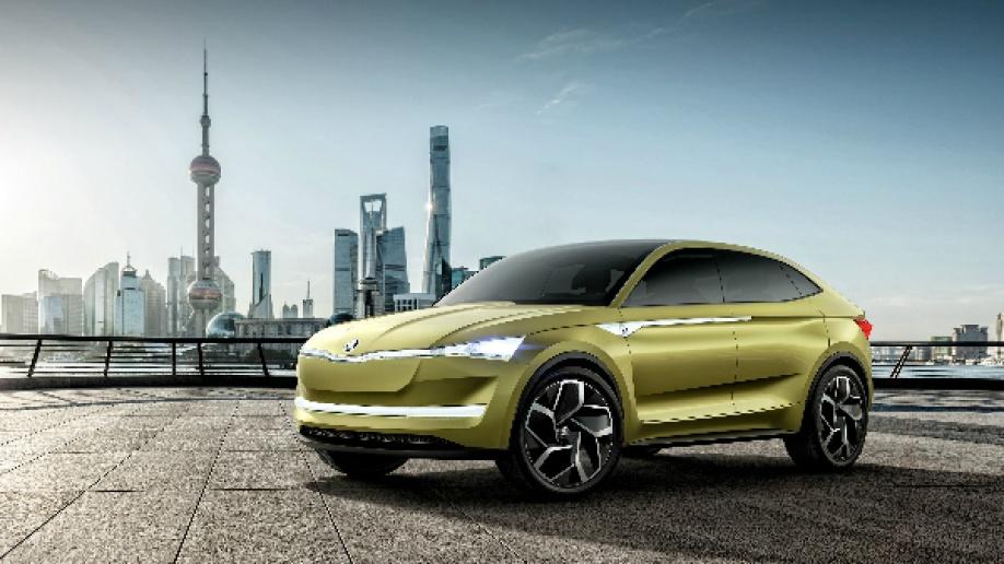 Skoda Start Productie Elektrische Auto S In 2020 Autoplus