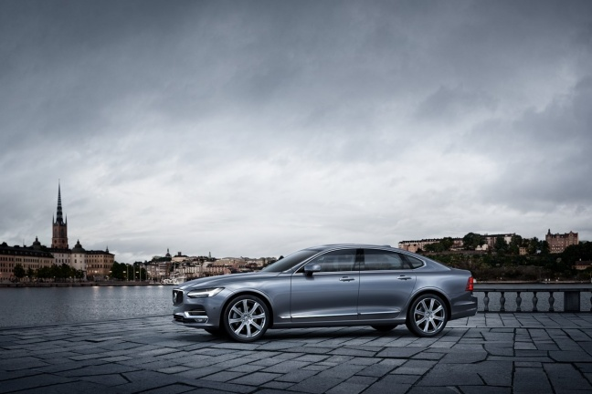 Volvo S90 Business Luxury: elegant, extra luxueus en comfortabel