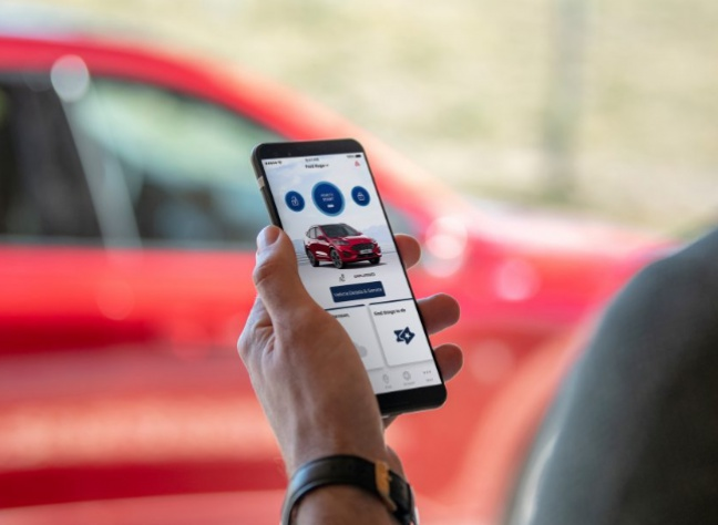Ford biedt Europese Ford rijders services voor 'connected' voertuigen
