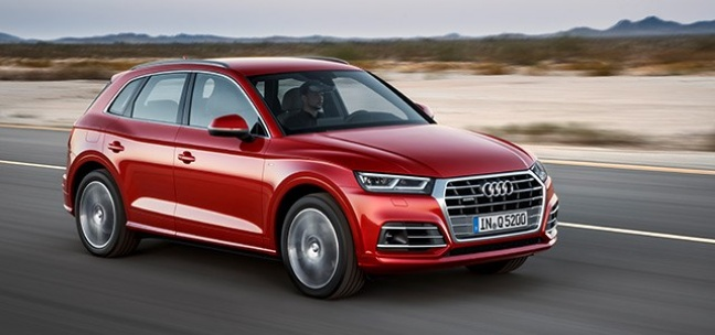 Audi Q5 Launch Edition: nu te bestellen!