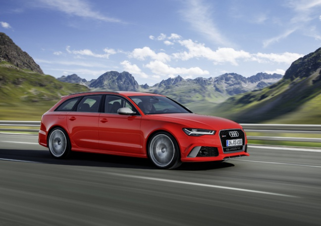 Audi performance-label start met Audi RS 6 Avant performance en Audi RS 7 Sportback performance