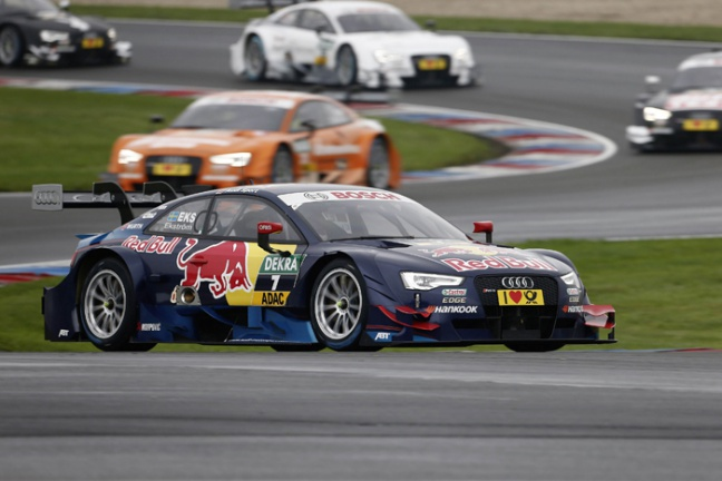 Audi is beste merk in DTM 2014