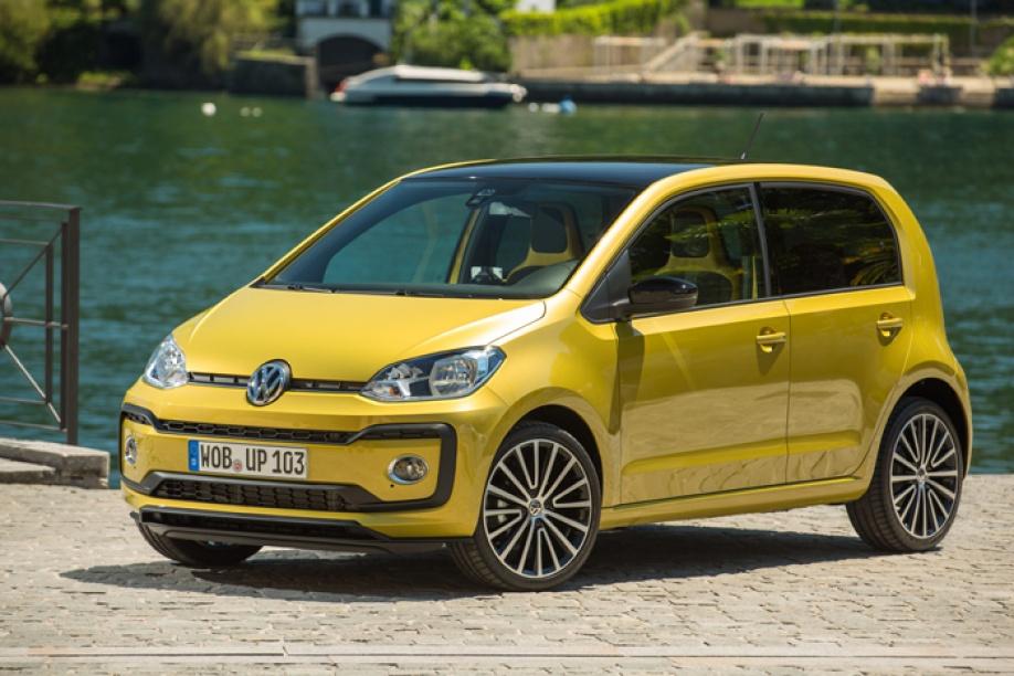 Volkswagen Maakt Prijzen En Specificaties Vernieuwde Up Bekend