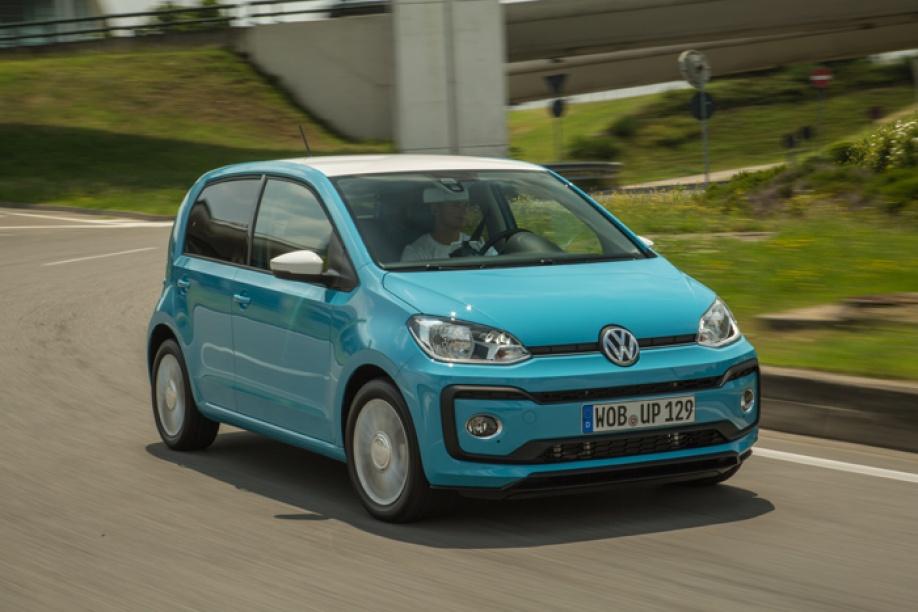 Nieuwe Volkswagen Up Nu Bij De Dealers En Online Verkrijgbaar