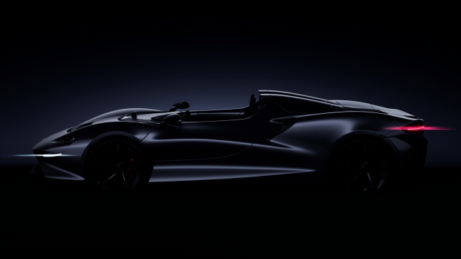 McLaren Automotive kondigt opvallend nieuw Ultimate Series-model aan op concours van Pebble Beach