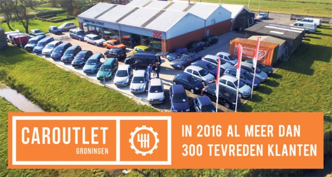 Party-time bij Car Outlet Groningen!