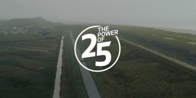 Kia is 25 jaar in Nederland en viert dit met 'The Power of 25' campagne