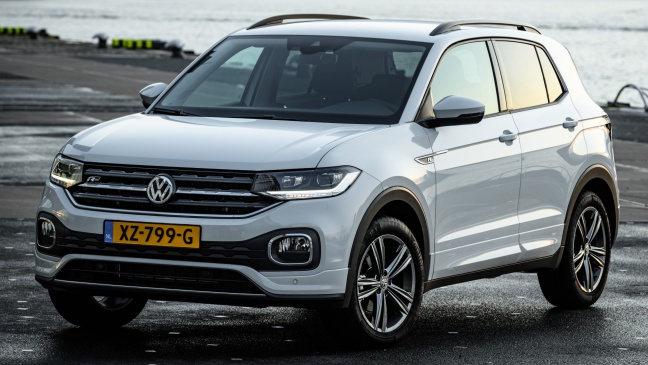 Volkswagen T-Cross nu bij de dealer