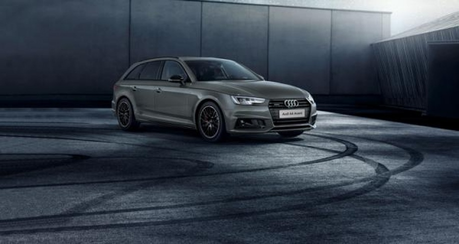 Stijlvol In Zwart De Audi A4 S Line Black Edition Autoplus