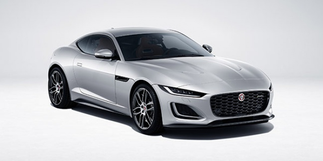De nieuwe JAGUAR F-TYPE R-DYNAMIC BLACK